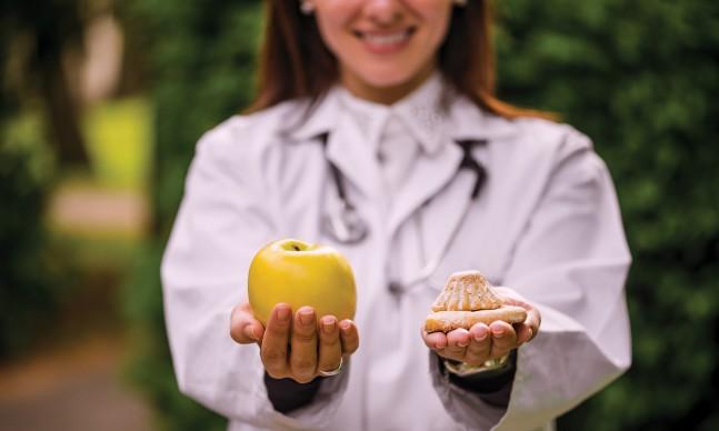 A importância da nutrição em contexto de diabetes