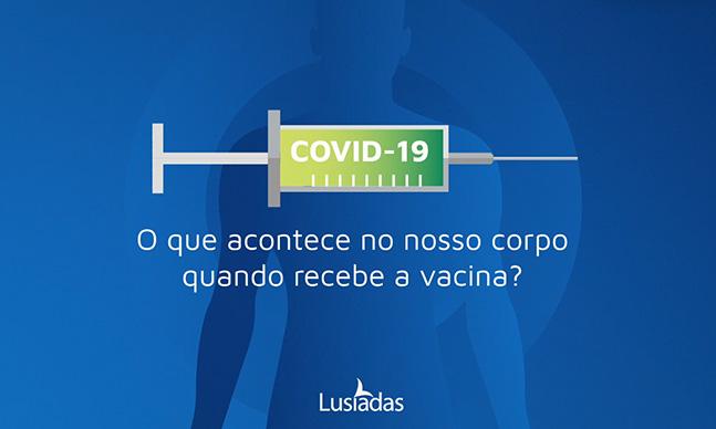 O que acontece com a vacina