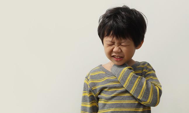 Rouquidão ou disfonia infantil