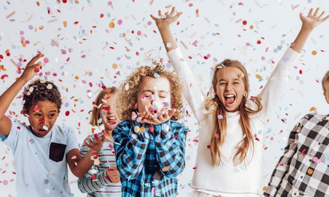 Como preparar festas de aniversário para crianças saborosas e saudáveis?